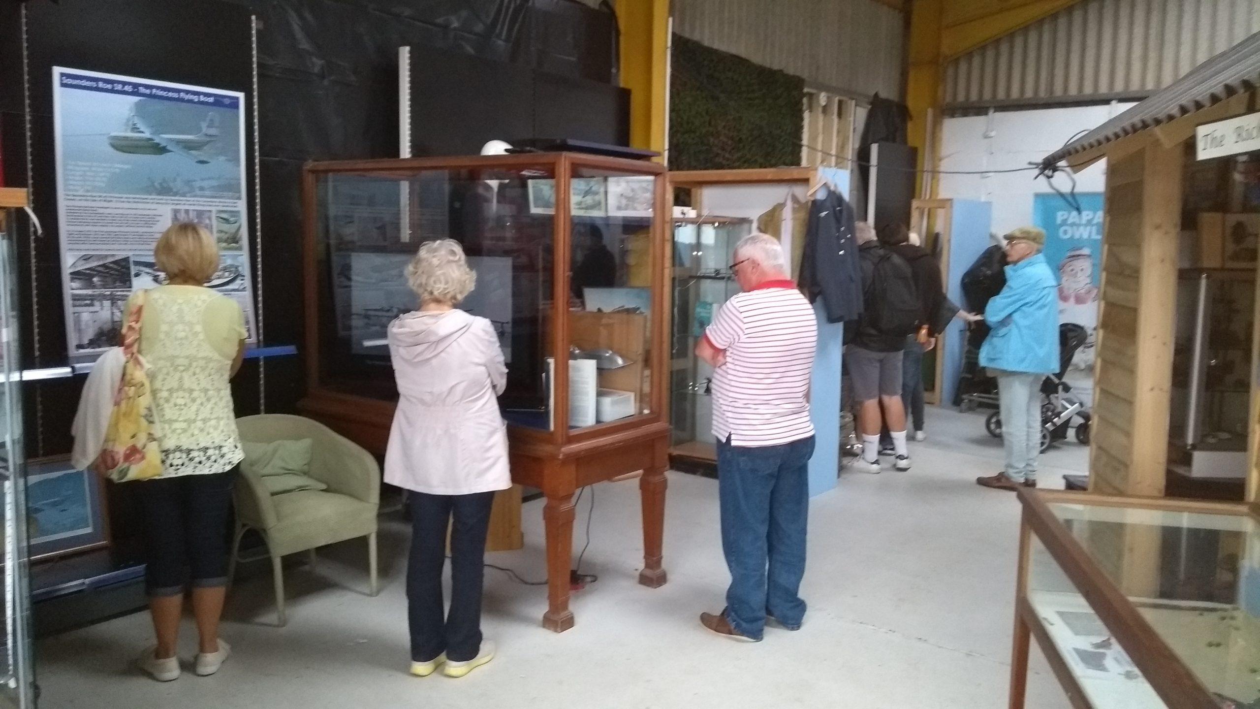 wam exhibits